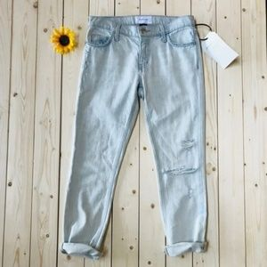 Current/Elliott Distressed Jeans NEW